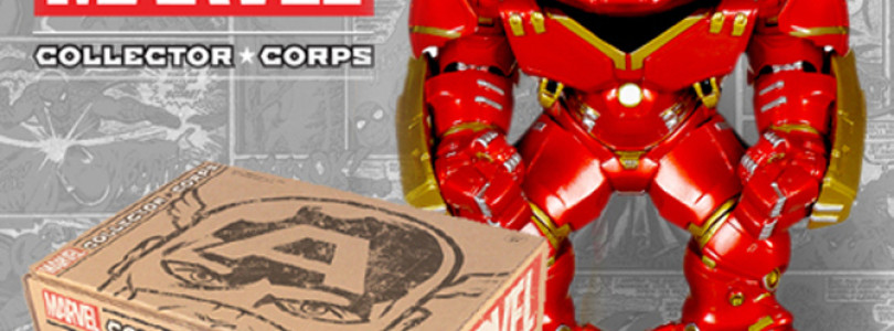 Marvel Collector Corps Unboxing!