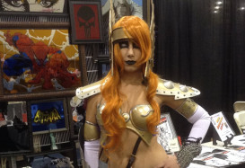 Cosplayer of the Month: Rosanna Rocha