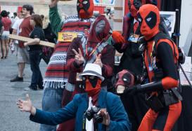 Phoenix Comicon 2015 Review