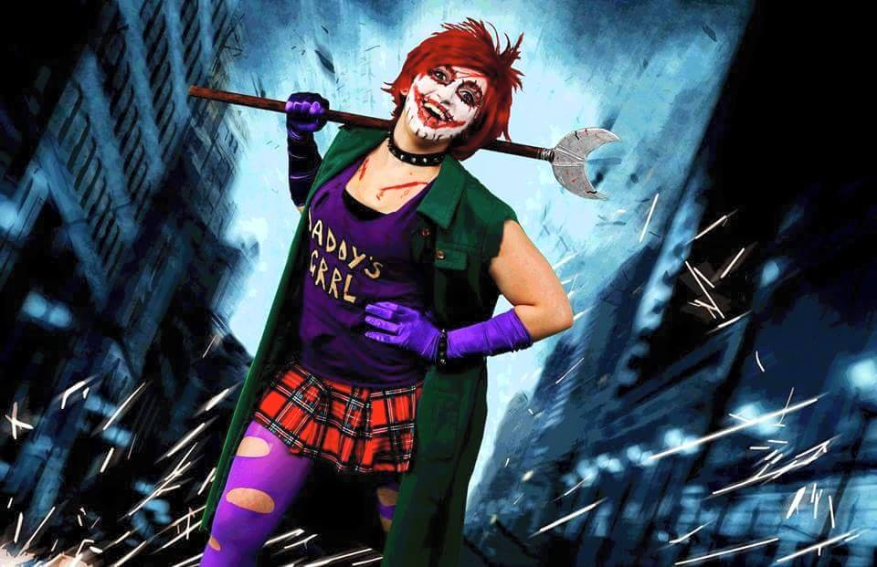 New 52 Jokers Daughter