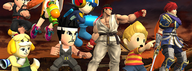 Nintendo Hadoukens Super Smash Fans