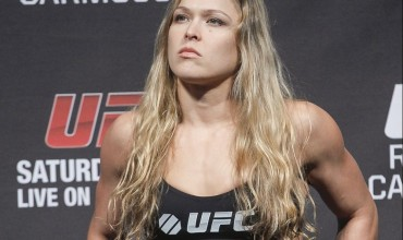 Ronda Rousey Is A Geek Like Us(Kind of)