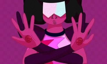 Steven Universe Fan Art: Garnet