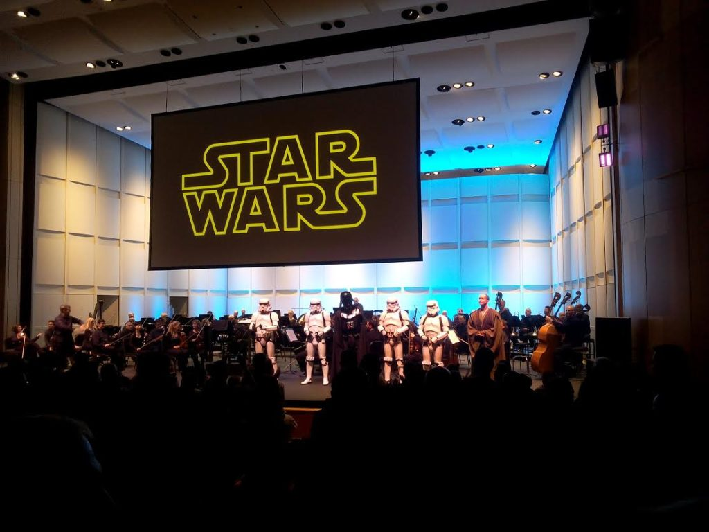 Phoenix Symphony: Star Wars by The Geek Lyfe