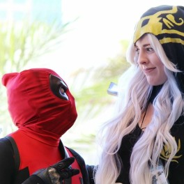 Cosplayer Of The Month: Heartless Aquarius