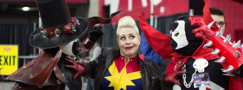 Phoenix Comicon Fan Fest Review