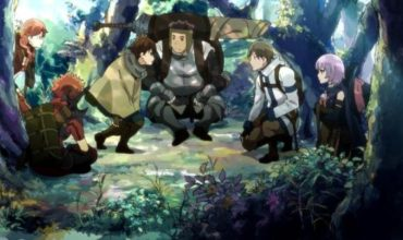 Anime Review: Grimgar Of Fantasy And Ash