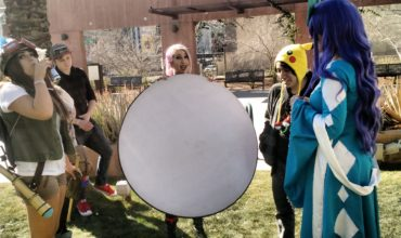 The Geek Lyfe Photo Shoots: Phoenix Comicon
