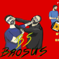 Brostalgia VS. Bytes N' Brews:  The Crossening