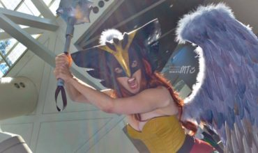 Cosplayer of the Month: Angi Viper