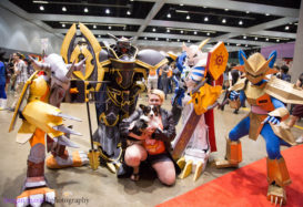 Review: Anime Expo 2016