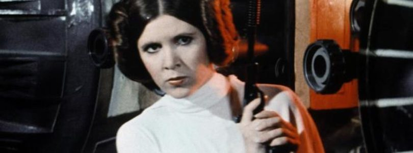 Rest In Peace: Carrie Fisher