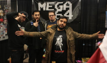 The Geek Lyfe Interviews Mega64!
