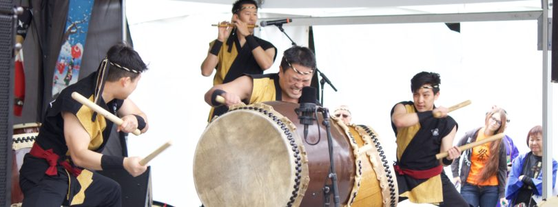 A Slice of Japanese Paradise: Matsuri 2017 Review