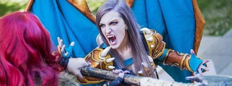Cosplayer of the Week: Krash Cosplay