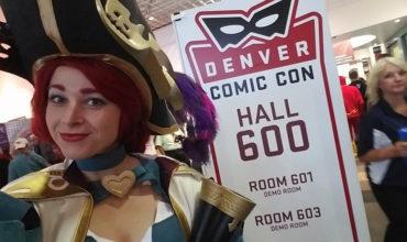 Tidesiren Tackles Denver Comic Con (Review)