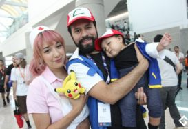 The Good, The Bad, and the Waifus: Anime Expo 2017 Review