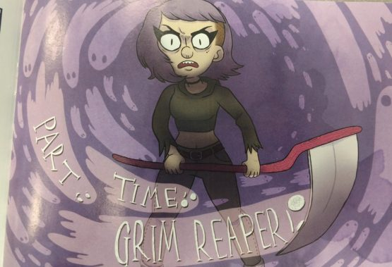 Kim Reaper: Issue 1 Review