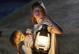 Annabelle: Creation Is Frickin Terrifying(Review)