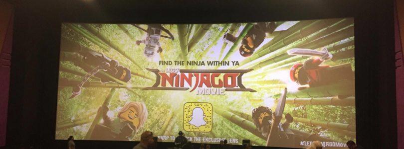 Review: Lego Ninjago