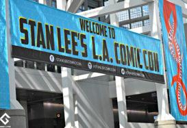 Cheshsmiles Takes On Stan Lee's Comic Con 2017!