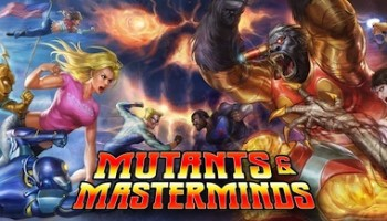 Mutants and Masterminds: Anarchy Part 1