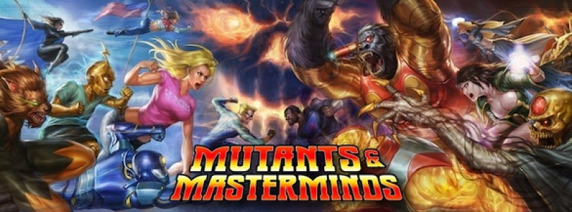 Review: Mutants and Masterminds 3rd Edition