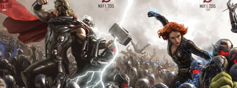 """Oh My Glob: """"Avengers: Age of Ultron"""" clip"""