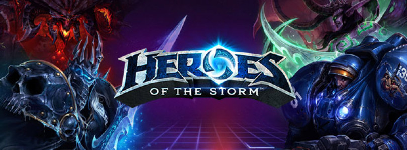 The Geek Lyfe Podcast Episode 2: Heroes of the Storm