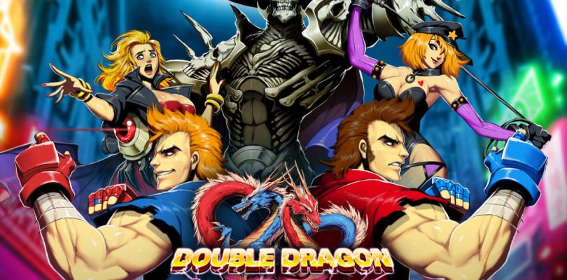 Bro Night: Double Dragon Neon Review