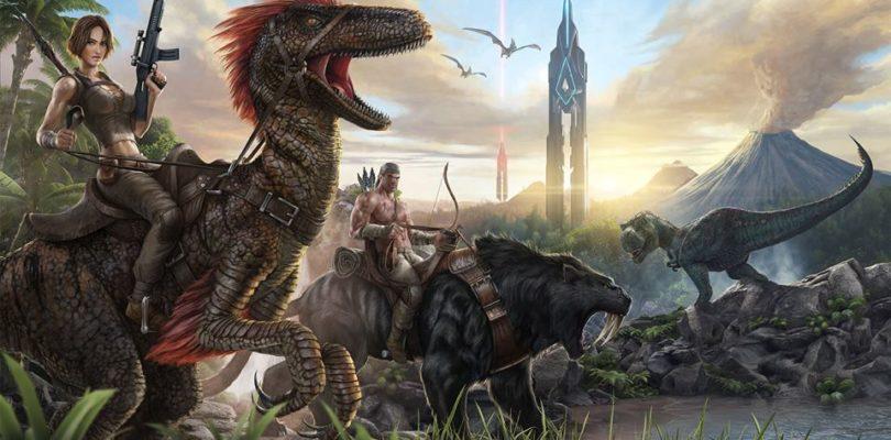 Dinos Meets Day Z: Ark Survival Evolved