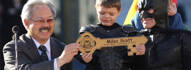 Batkid Begins: I NEVER ASKED FOR FEELS