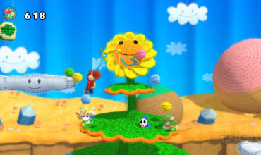 Yoshi's Woolly World – Cute amiibo patterns!