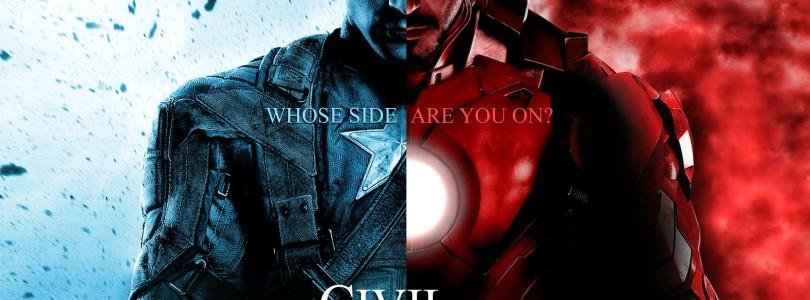 Captain America: Civil War Begins Production