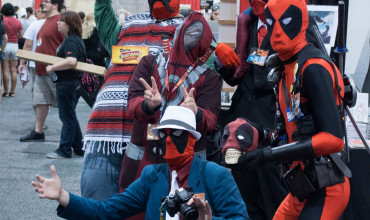 Phoenix Comicon 2015 Review
