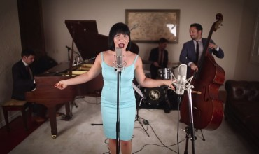 "Ella Fitzgerald Influenced ""Bad Blood"" Cover"