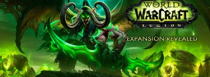 Opinion – World of Warcraft: Legion