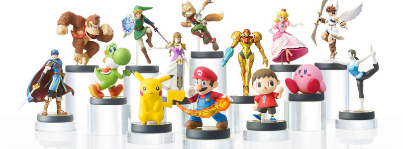 Connecting with Amiibos