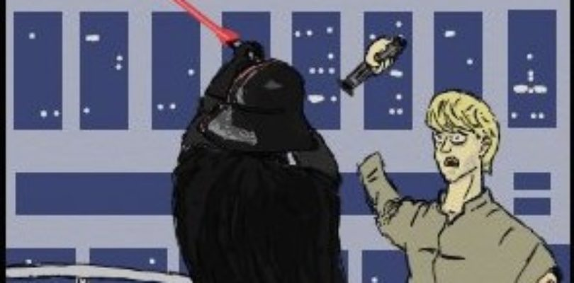 Webcomic! – Luke Crywalker