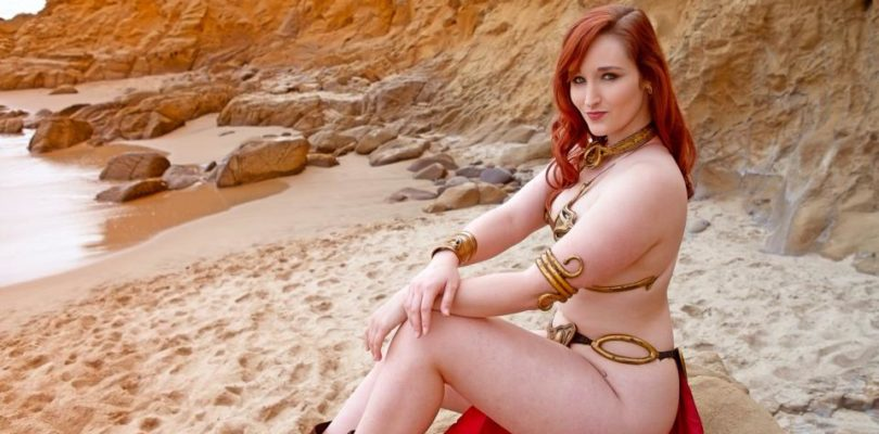 Cosplayer Of The Month: Alexandria The Red
