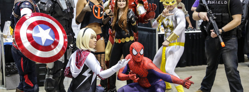 Review: Amazing Arizona Comic Con