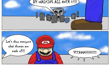 Webcomic: Mr. Mario!