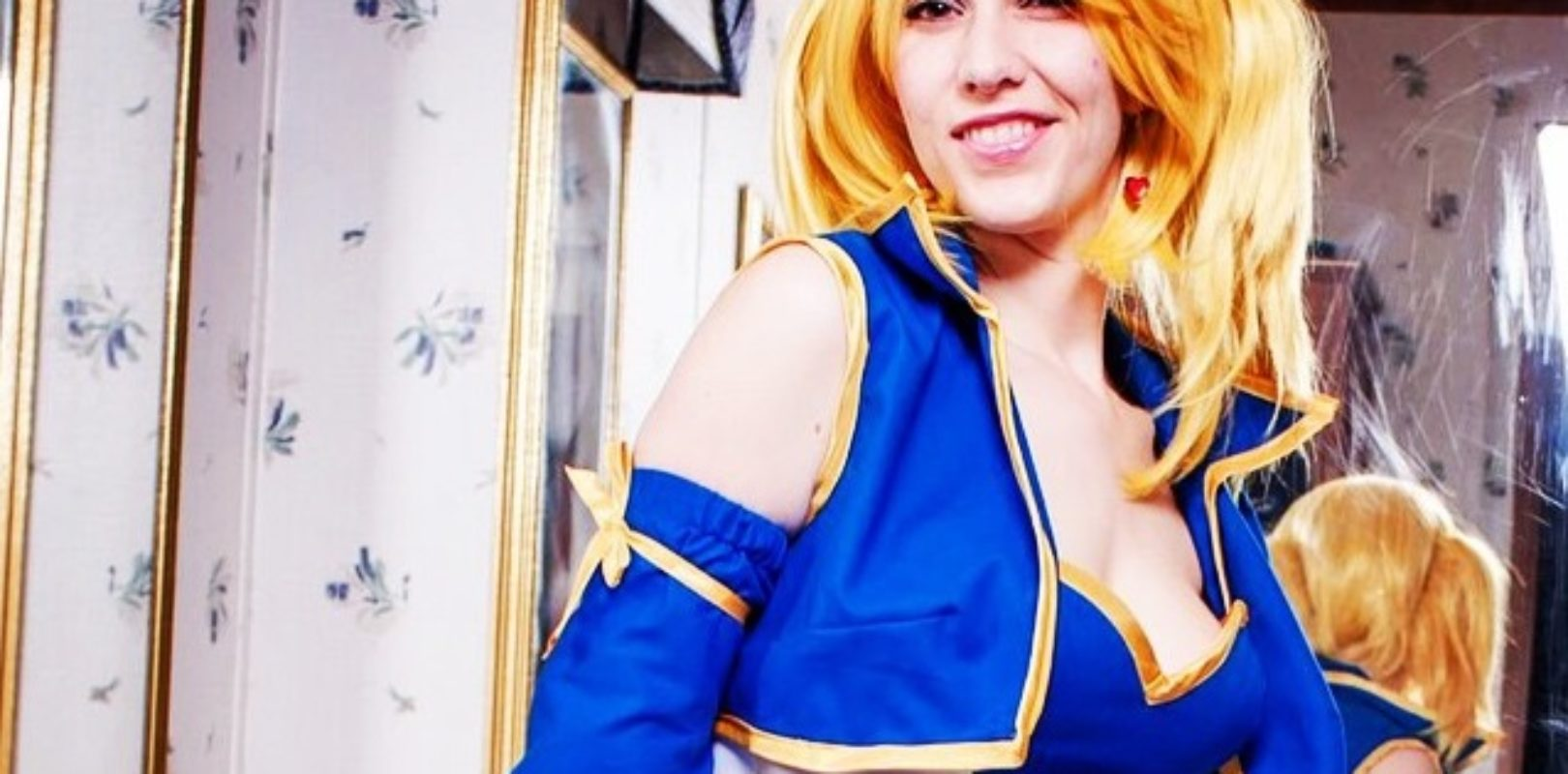 Cosplayer Interview: Mira Shiver - The Geek Lyfe