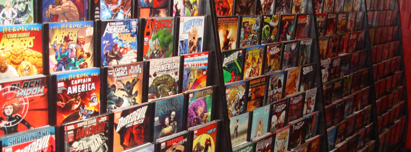 Top Five Comics for New Comic Readers