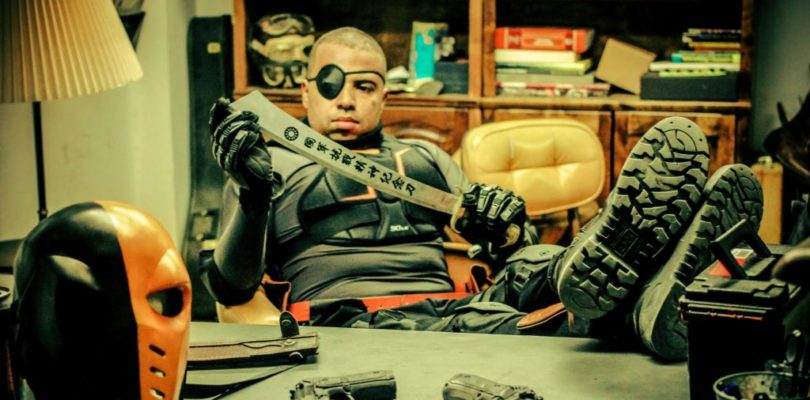 Cosplayer of the Week: Johnny Carwell JR