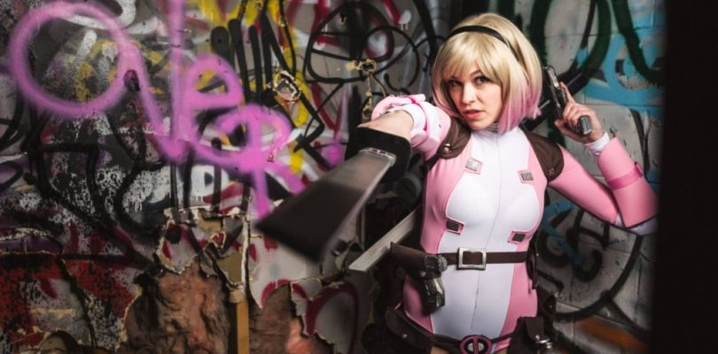 Cosplayer Of The Week: Alana Waffles