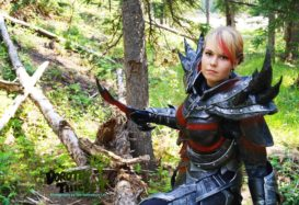 Cosplayer of the Month: Dorothy Thicket Cosplay