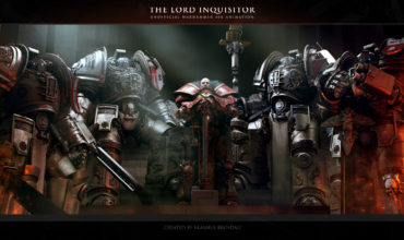 Fan Film: The Lord Inquisitor Looks Amazing