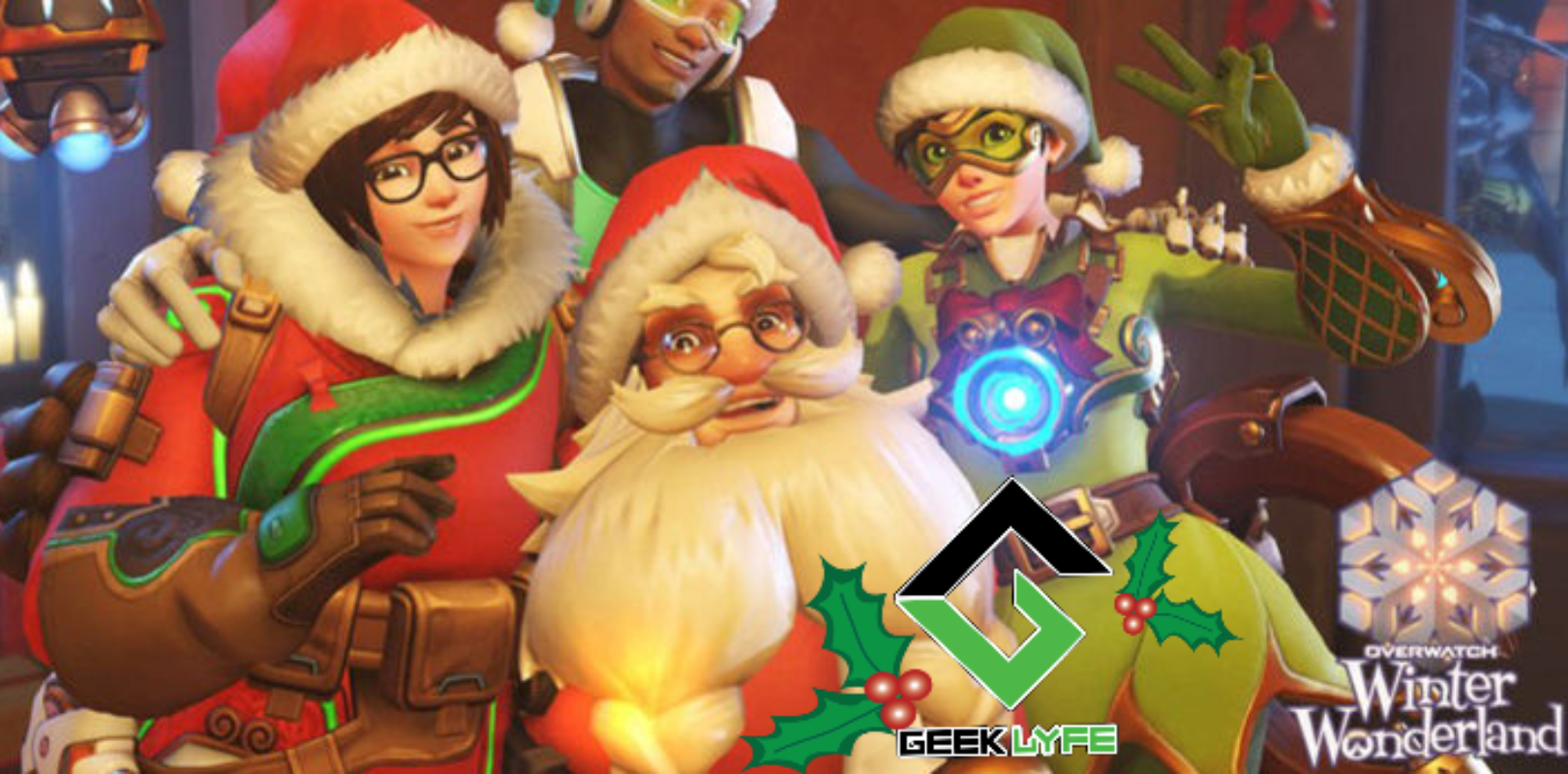 Overwatch Christmas.Overwatch Christmas Loot Boxes The Quest For The
