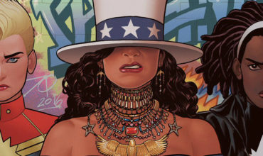Marvel's Latest Hero, America Chavez, Is Pretty Dope!